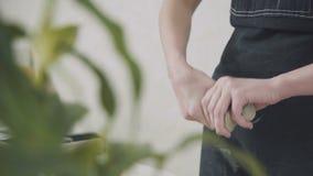Concepto de Pottery Skill Workshop del artista del artesano metrajes
