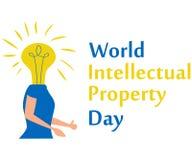 Concepto de protecci?n de los derechos reservados, propiedad intelectual bajo la forma de icono de los derechos reservados en el  ilustración del vector