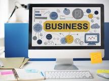 Concepto de Startup Success Growth Company de la estrategia empresarial Imagen de archivo libre de regalías