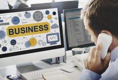 Concepto de Startup Success Growth Company de la estrategia empresarial Fotos de archivo libres de regalías