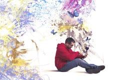 Tecnología creativa Imagen de archivo libre de regalías
