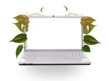 Concepto de tecnología verde imágenes de archivo libres de regalías