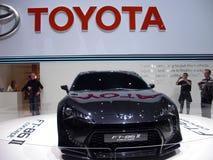 Concepto de Toyota Imagen de archivo libre de regalías
