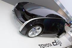 Concepto de Toyota Diji - demostración de motor de Ginebra 2012 Imagen de archivo