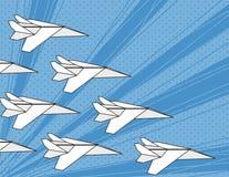 Concepto de trabajo del equipo, la dirección correcta Libro Blanco ilustración del vector