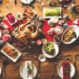 Concepto de Turquía del festival del Día de Acción de Gracias Foto de archivo libre de regalías
