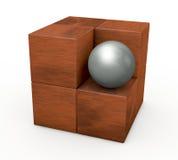 Concepto de unicidad Imagen de archivo libre de regalías
