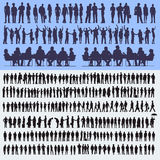 Concepto de Vector Business People Corporate Company Foto de archivo