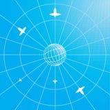 Concepto de viajar Foto de archivo libre de regalías