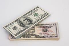Concepto del ahorro del dinero Foto de archivo libre de regalías