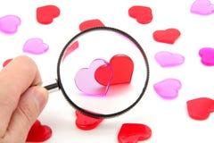 Concepto del amor fotografía de archivo libre de regalías