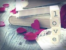 Concepto del amor Foto de archivo libre de regalías