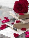 Concepto del amor Imagenes de archivo