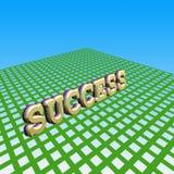 Concepto del asunto de éxito stock de ilustración