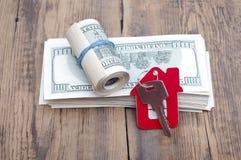 Concepto del asunto de las propiedades inmobiliarias Imágenes de archivo libres de regalías