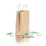 Concepto del bolso de compras de la venta Fotografía de archivo libre de regalías