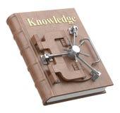 Concepto del conocimiento stock de ilustración