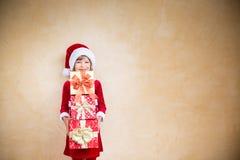 Concepto del día de fiesta de la Navidad Fotos de archivo