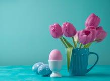 Concepto del día de fiesta de Pascua Foto de archivo
