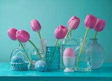 Concepto del día de fiesta de Pascua Fotos de archivo