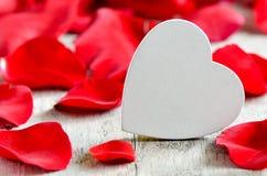 Concepto del día de la tarjeta del día de San Valentín o de madre Imagen de archivo