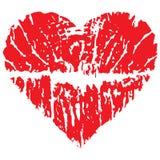 Concepto del día de tarjeta del día de San Valentín Imágenes de archivo libres de regalías