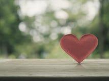 Concepto del día de tarjetas del día de San Valentín Fotos de archivo libres de regalías