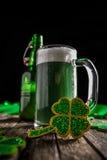 Concepto del día del St Patricks imagenes de archivo