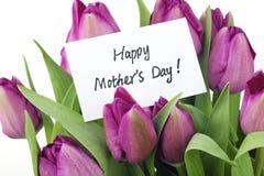 Concepto del día de madre Foto de archivo libre de regalías
