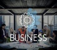 Concepto del desarrollo del análisis de la acción de negocio Imagen de archivo libre de regalías