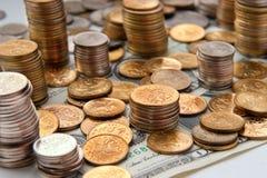 Concepto del dinero Fotos de archivo