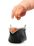 Concepto del dinero. imagen de archivo libre de regalías