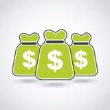 Concepto del dinero Imagen de archivo