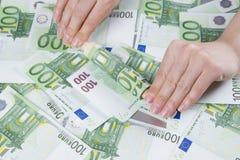 Concepto del dinero Imágenes de archivo libres de regalías