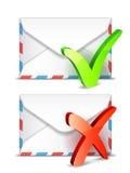 Concepto del email Fotografía de archivo libre de regalías