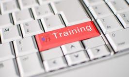 Concepto del entrenamiento Foto de archivo libre de regalías