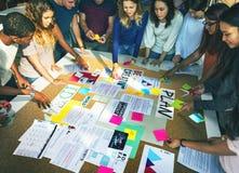 Concepto del estudio de Classmate Friends Understanding del estudiante Imágenes de archivo libres de regalías