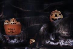 Concepto del feliz Halloween Imagen de archivo