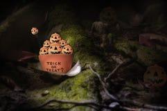 Concepto del feliz Halloween Foto de archivo