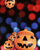 Concepto del feliz Halloween Foto de archivo libre de regalías