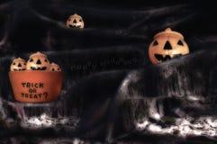 Concepto del feliz Halloween Imagenes de archivo