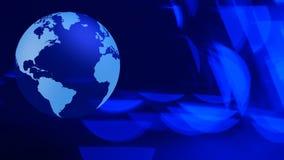 Concepto del fondo del negocio global ilustración del vector