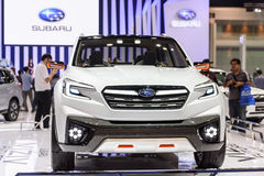 Concepto del futuro de Subaru Viziv Foto de archivo