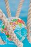 Concepto del globo Imagen de archivo libre de regalías
