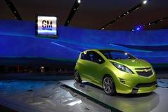 Concepto del golpe de Chevrolet Imagen de archivo libre de regalías