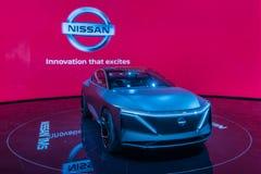 Concepto del IMS de Nissan foto de archivo