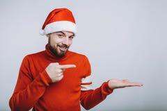 Concepto del invierno - día de fiesta de la Navidad Fotografía de archivo