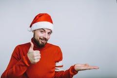 Concepto del invierno - día de fiesta de la Navidad Foto de archivo