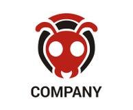 Concepto 2 del logotipo de la hormiga Fotografía de archivo libre de regalías
