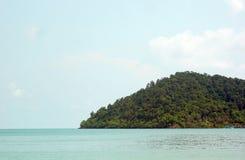 Concepto del mar de la naturaleza de Tailandia de la isla Imágenes de archivo libres de regalías